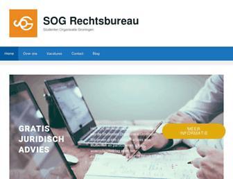 sogrechtsbureau.nl screenshot