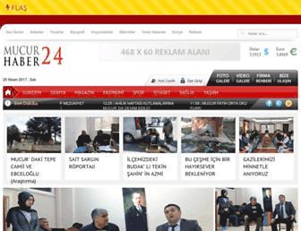 mucur24.com screenshot