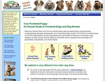 Thumbshot of Yourpurebredpuppy.com