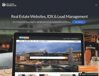 Thumbshot of Realestatewebmasters.com