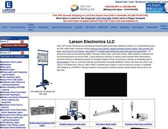 Thumbshot of Larsonelectronics.com