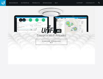 Thumbshot of Ubnt.com