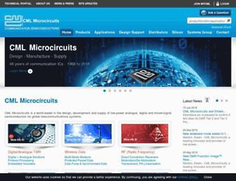 cmlmicro.com screenshot
