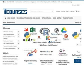 tertiarycourses.com.sg screenshot