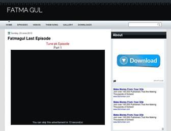 fatmagulonurdu1.blogspot.com screenshot