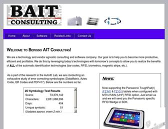 bait-consulting.com screenshot