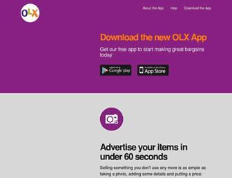 Thumbshot of Olx.co.ug