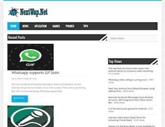 nextwap.net screenshot