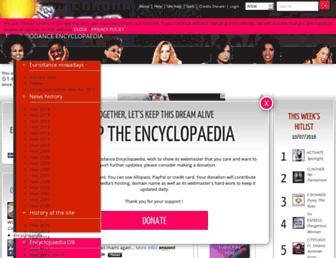 eurokdj.com screenshot