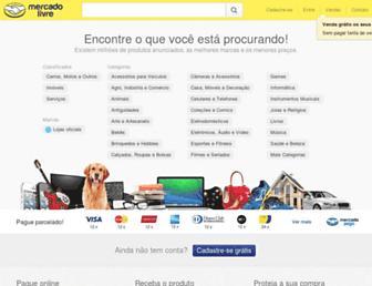 Thumbshot of Mercadolivre.com.br