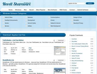 argobar-lite-free.windows.novellshareware.com screenshot