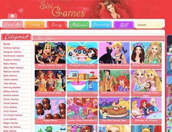 sisigames.com screenshot