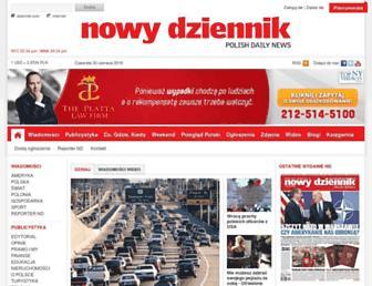 dziennik.com screenshot