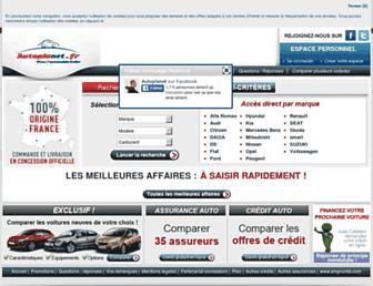 Thumbshot of Autoplanet.fr