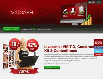 Thumbshot of Vxcash.net