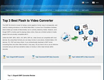 flash-video-converter.com screenshot
