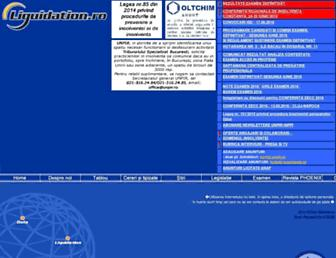 unpir.ro screenshot