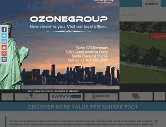 Thumbshot of Ozonegroup.com