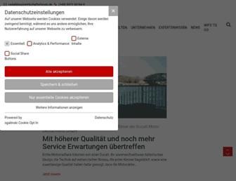 wirtschaftsforum.de screenshot
