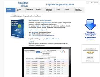 immobilierloyer.com screenshot