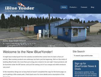 iblueyonder.com screenshot