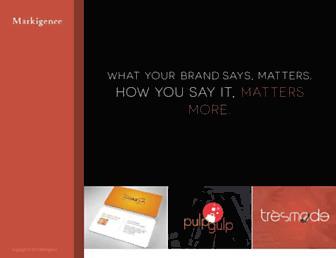 markigence.com screenshot