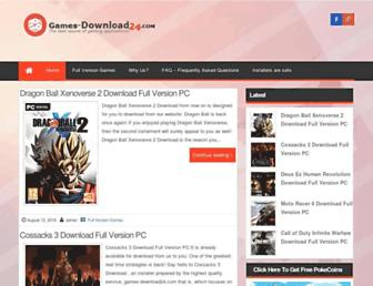 games-download24.com screenshot