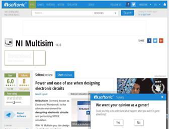 multisim.en.softonic.com screenshot