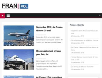 franvol.com screenshot