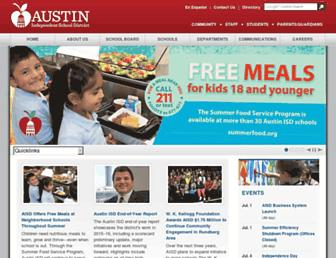 Fullscreen thumbnail of austinisd.org