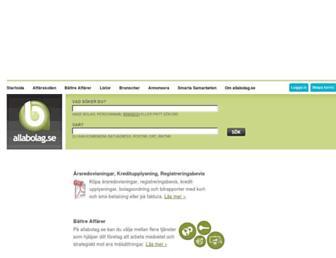 allabolag.se screenshot