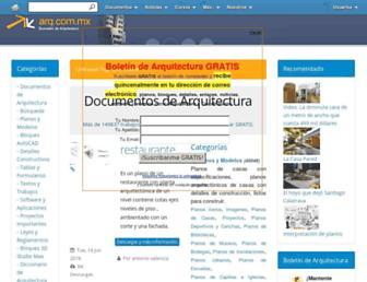 documentos.arq.com.mx screenshot