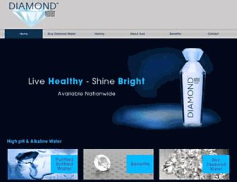 Thumbshot of Realdiamondwater.com