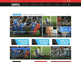 sundul.com screenshot