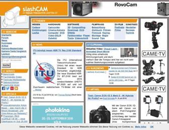 slashcam.com screenshot