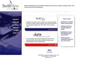 swiftview.com screenshot