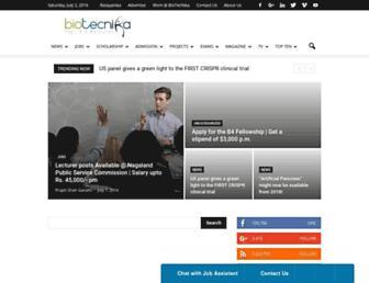 Thumbshot of Biotecnika.org