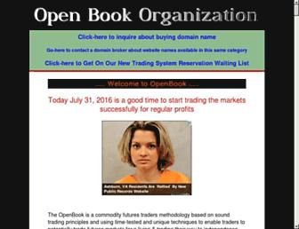 Thumbshot of Openbook.org