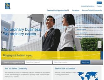 jobs.rbc.com screenshot