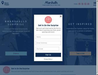 Thumbshot of Marshallsonline.com