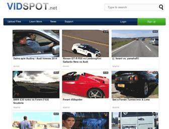 Thumbshot of Vidspot.net