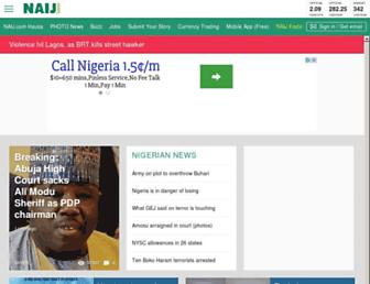 Thumbshot of Naij.com