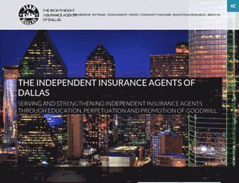 iiadallas.org screenshot