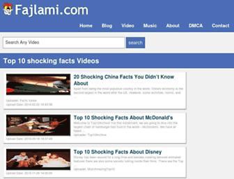 links.fajlami.com screenshot