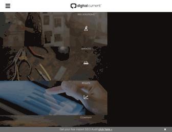 digitalcurrent.com screenshot