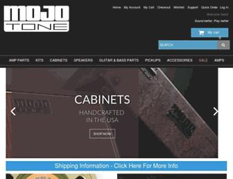 Thumbshot of Mojotone.com