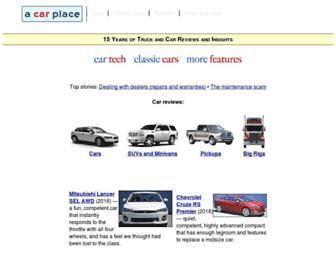 acarplace.com screenshot