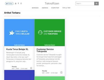 teknorizen.com screenshot