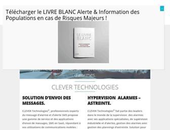 clever.fr screenshot