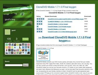 jgault.typepad.com screenshot